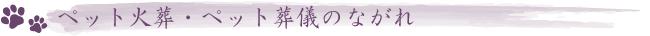 山形ペット火葬 | 浄土宗龍雲山知教寺 | ペット火葬・ペット葬儀の流れ